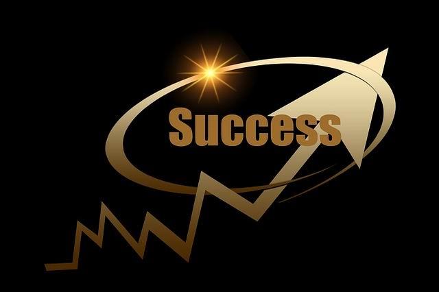 Erfolg im Beruf